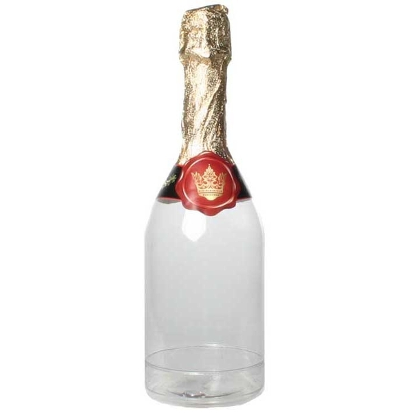 Alles Gute zum 18 Geburtstag - Eiserne Rerserve – Geldgeschenk - Sektflasche zum selbst Befüllen
