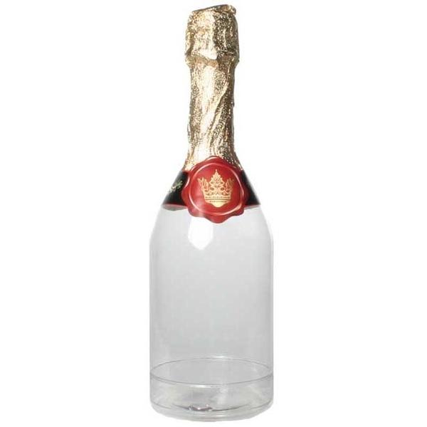 Alles Gute zum 46 Geburtstag - Eiserne Rerserve – Geldgeschenk - Sektflasche zum selbst Befüllen