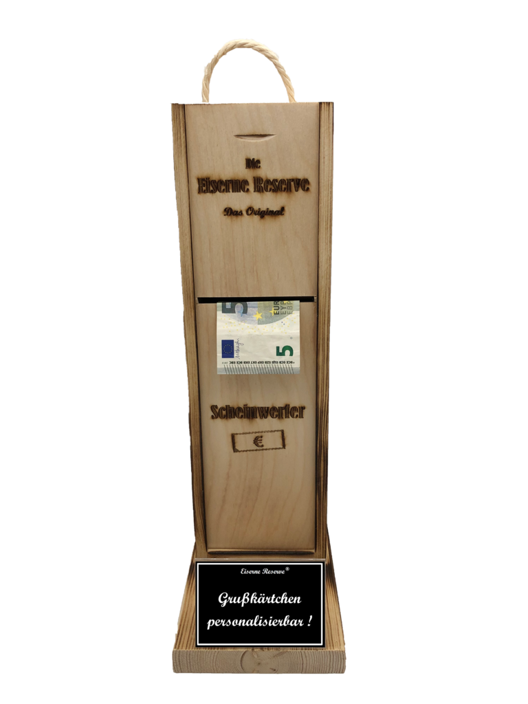Personalisierbar  Eiserne Reserve ® Scheinwerfer