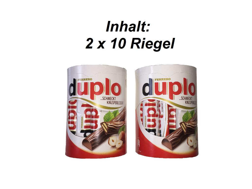 """Bester Patenonkel der Welt! Frohe Weihnachten  mit """" 20 Riegel duplo """""""
